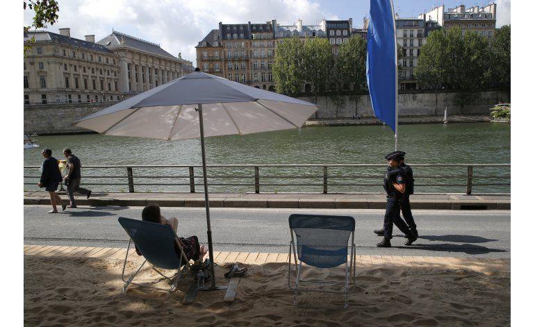 Francia: cancelan célebre mercado por razones de seguridad