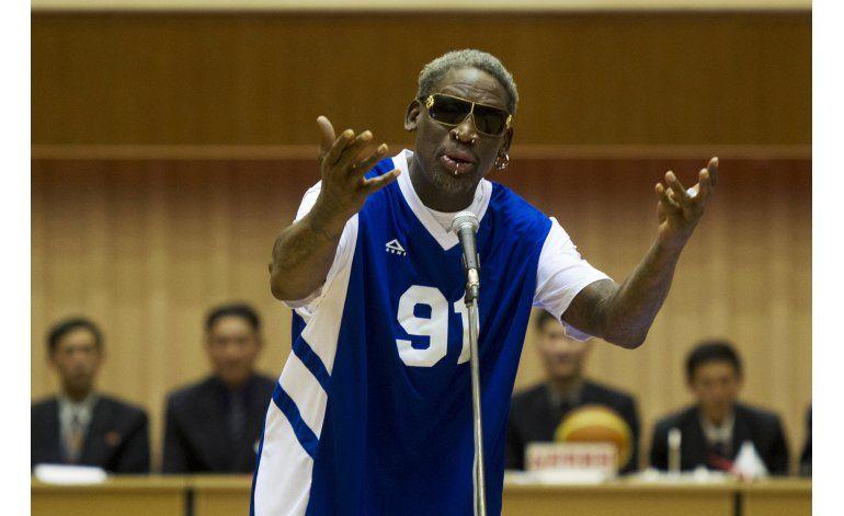 Recomiendan presentar cargos contra Rodman por accidente