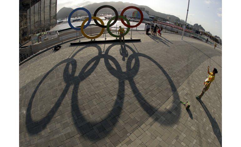 Ritmo, color y belleza en inauguración de Juegos de Río