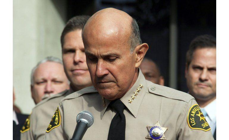 Exjefe policial de Los Ángeles afronta cargos más severos