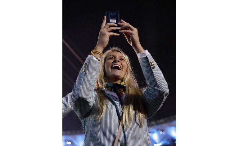 Ritmo, color y belleza en la inauguración de Juegos de Río