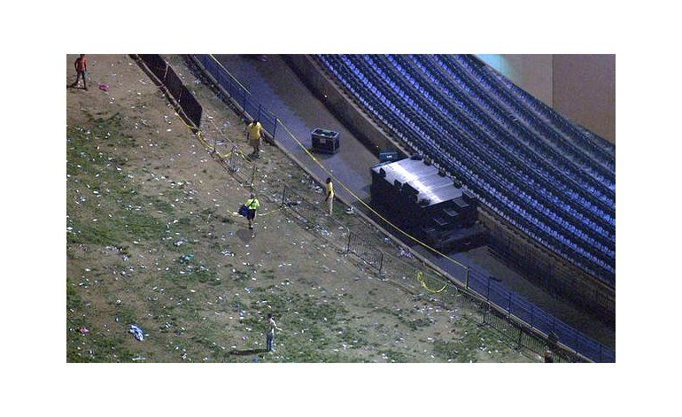 Accidente en concierto de Snoop Dogg deja 42 heridos