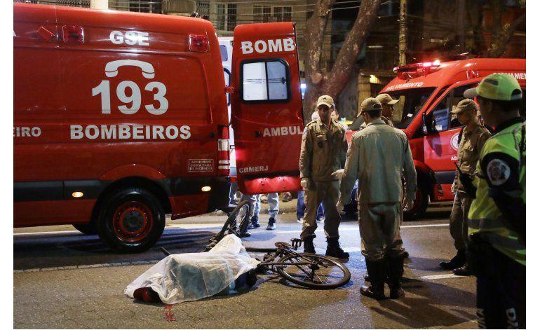 Hombre muere baleado afuera del Maracaná tras inauguración