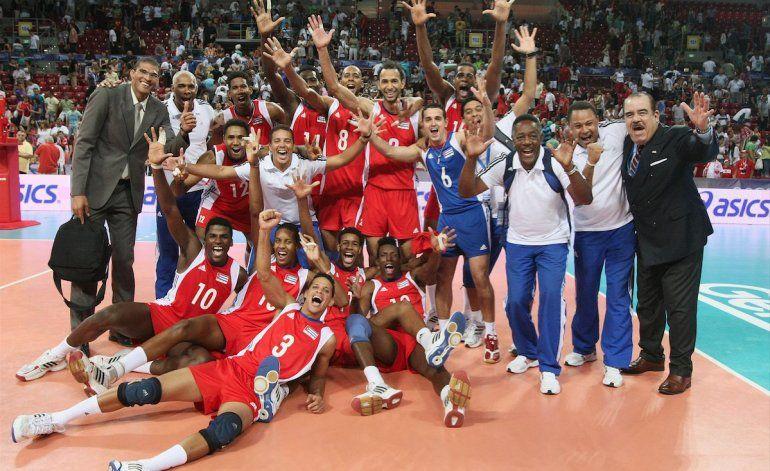 Voleibol cubano se declara en bancarrota