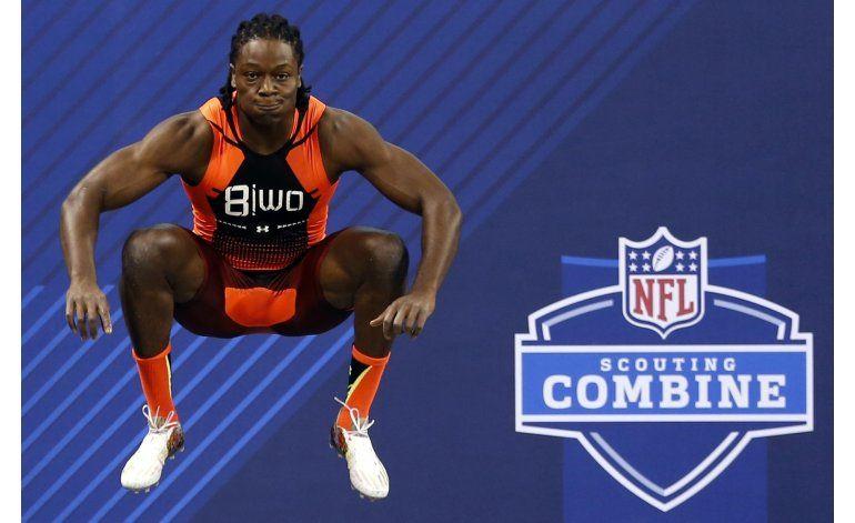 No es fácil comparar atletas olímpicos con jugadores NFL