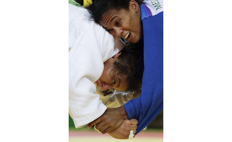Cubana Mestre va por el bronce en judo en Río 2016