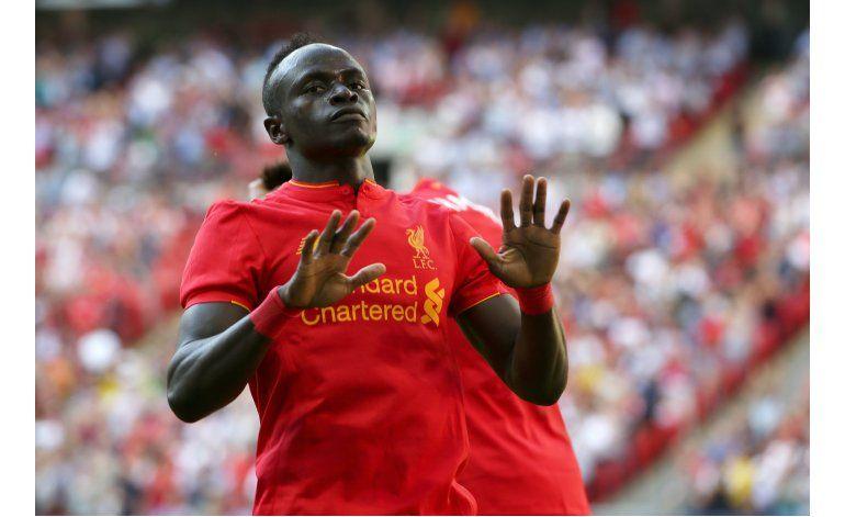 Liverpool golea 4-0 al Barcelona; Mané se estrena