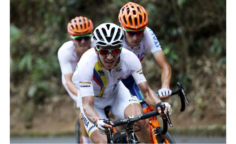 Henao resbala y Colombia va del todo a la nada en Río