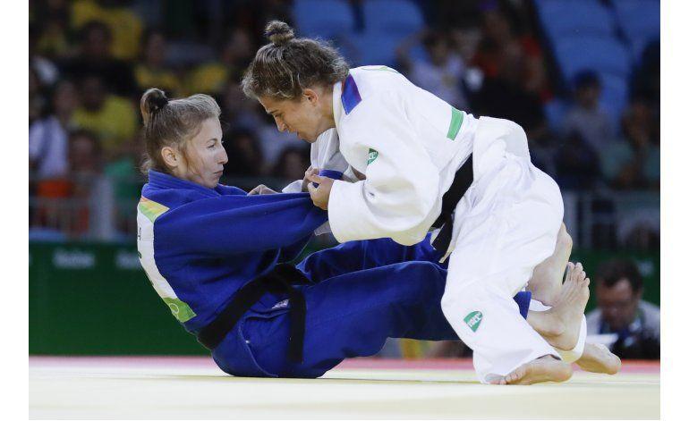 Judoca argentina Pareto logra histórico oro para su país