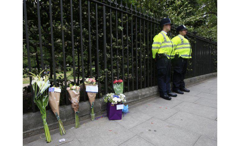 Exbombero narra caso de acuchillados en Londres