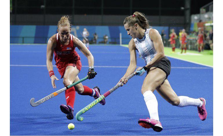 Argentina cae ante EEUU en hockey femenino