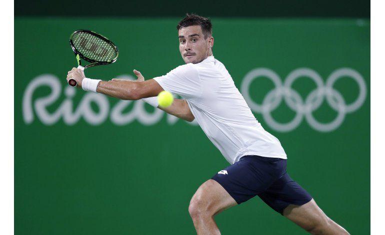 Triunfos de Argentina y México en dobles de tenis en Río