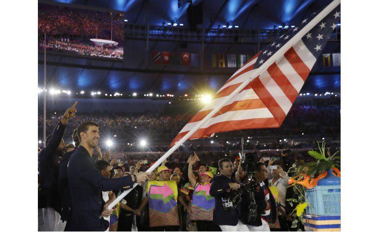 Phelps, la incógnita en  la segunda jornada de Río 2016