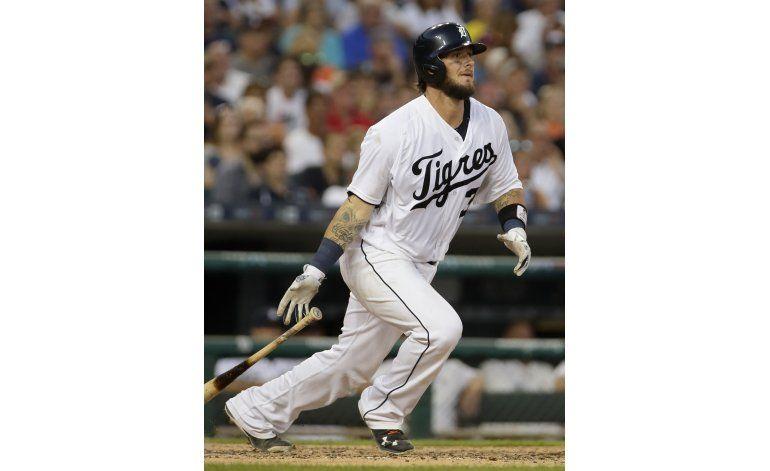 Tiro de J.D. Martinez le da triunfo a Tigres sobre Mets