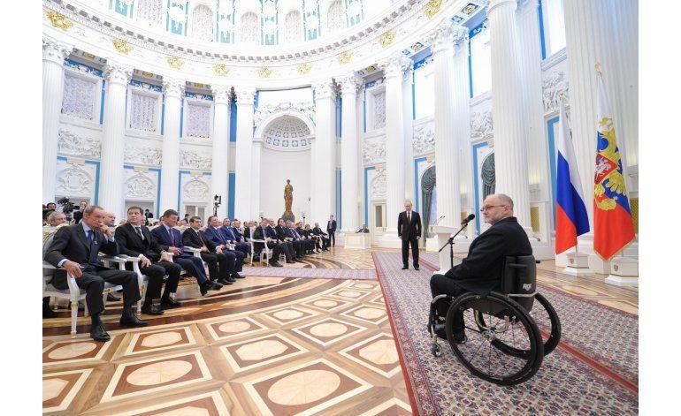 Vetan de Juegos de Río a todo el equipo paralímpico de Rusia