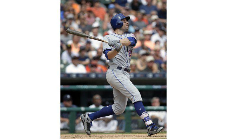 Jonrón de Walker salva a Mets de barrida en Detroit