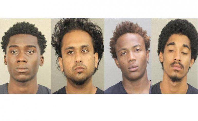 Arrestados al norte de Miami implicados en la muerte de anciano