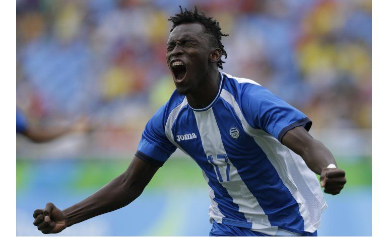 Portugal gana a Honduras; va a 2da fase en fútbol olímpico