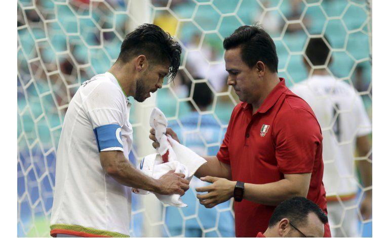 Mexicanos Pizarro y Peralta quedan fuera de Río