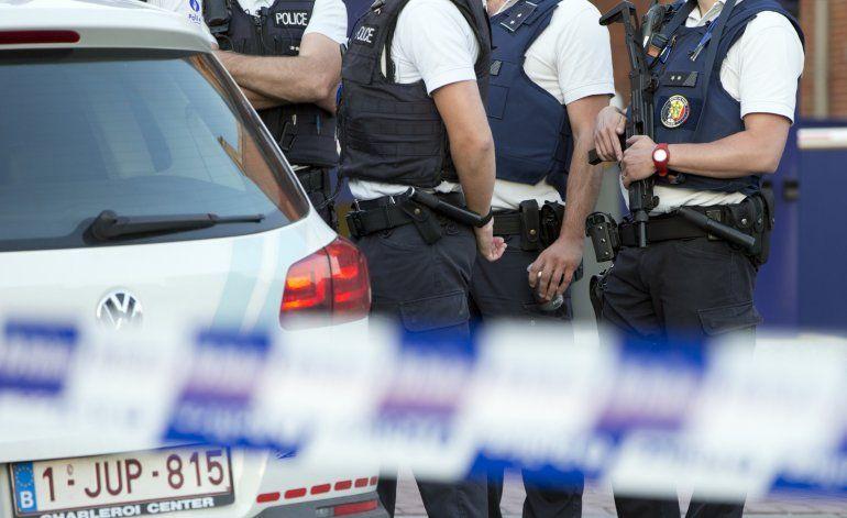 Agresor del machete en Bélgica, conocido por delitos menores