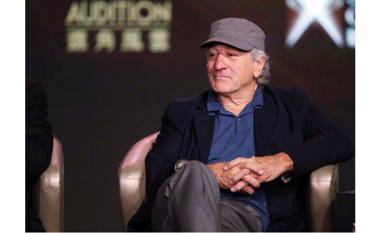 Festival de Cine de Sarajevo premiará a Robert De Niro
