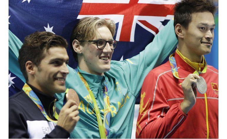 Directivos chinos y australianos se enfrentan por dopaje