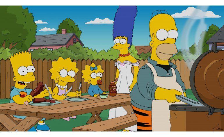 Los Simpson transmitirán primer episodio de una hora