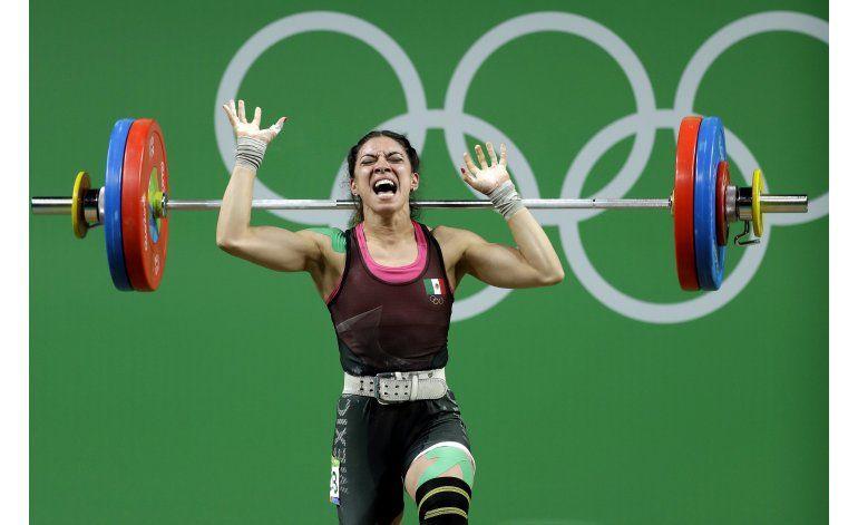 Mexicana Domínguez: el sueño olímpico en memoria de su padre