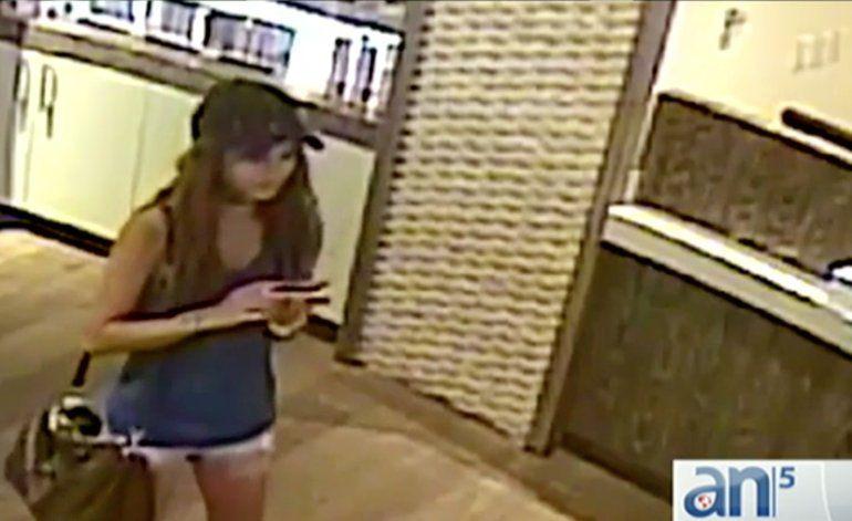 Buscan a ladrona de spas en Miami que robó $50,000 en joyas