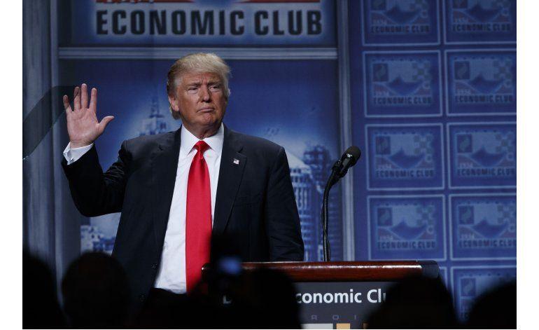 Críticos piden a comité republicano que reemplace a Trump