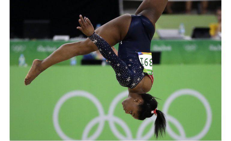 Las Cinco Fieras de la gimnasia y Limardo, a escena en Río