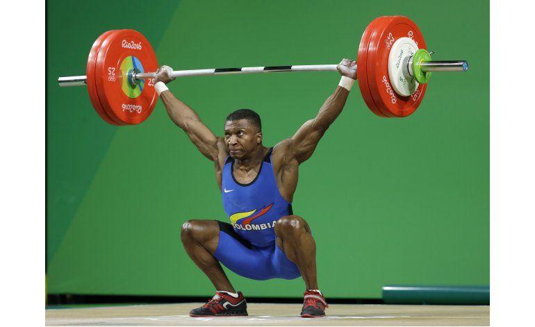 Oscar Figueroa gana primer oro de Colombia en Río
