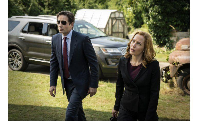 Fox quiere más episodios de la serie The X-Files