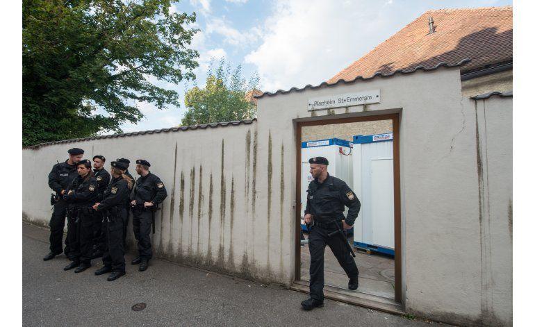 Diócesis alemana termina protesta de migrantes de Balcanes