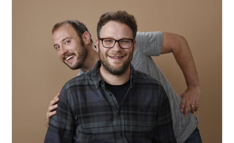 Rogen y Goldberg regresan impávidos con Sausage Party