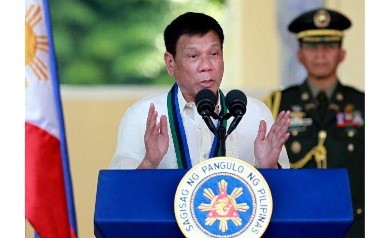 EEUU preocupado por muertes extrajudiciales en Filipinas