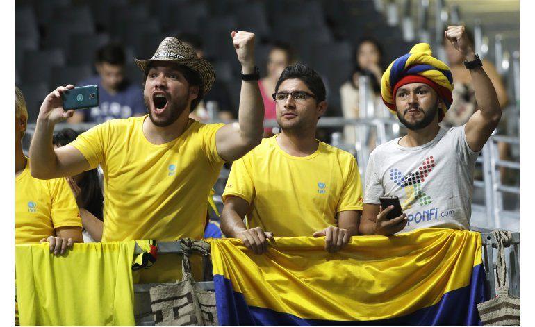 Levantamiento de pesas olímpico: una fiesta colombiana