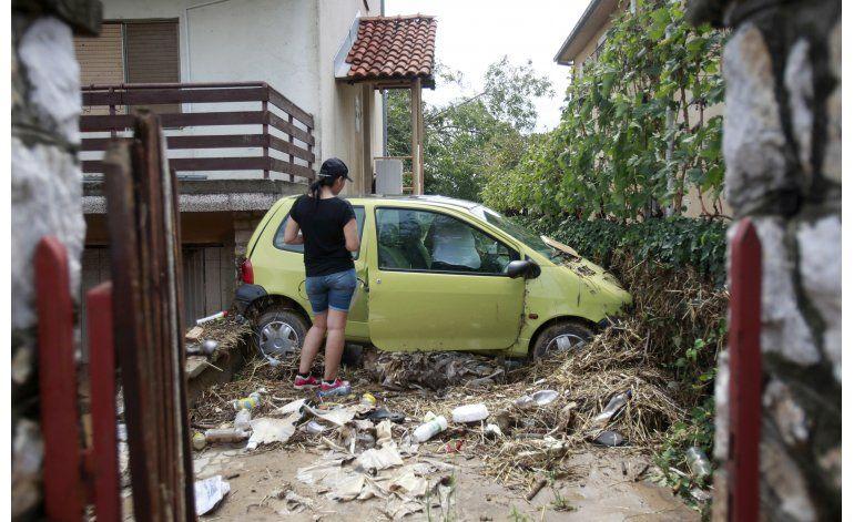 Macedonia: Aumentan a 22 los muertos por tormenta
