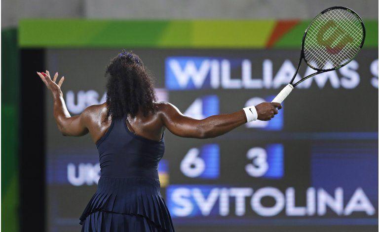 Serena Williams eliminada; Murray y Nadal a octavos de Río