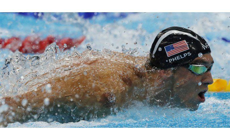 Phelps gana otros dos oros olímpicos y llega a 21