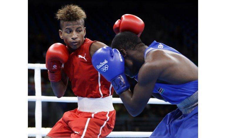 Emerge el Pequeño gigante cubano de boxeo en Río