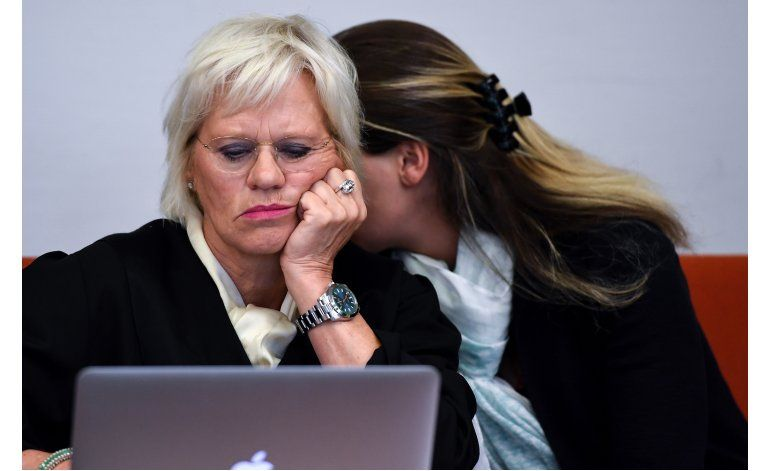 Mujer en Múnich, condenada a 4 años y medio en prisión