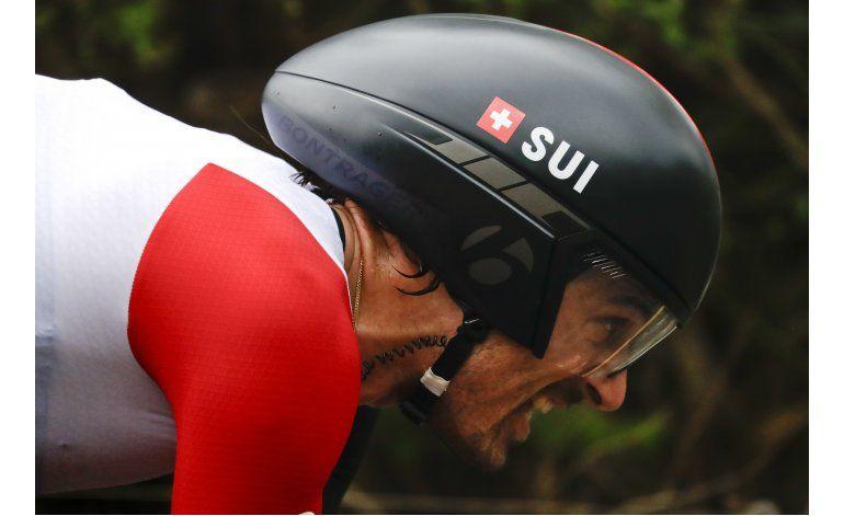 Oro para Cancellara en la contrarreloj olímpica