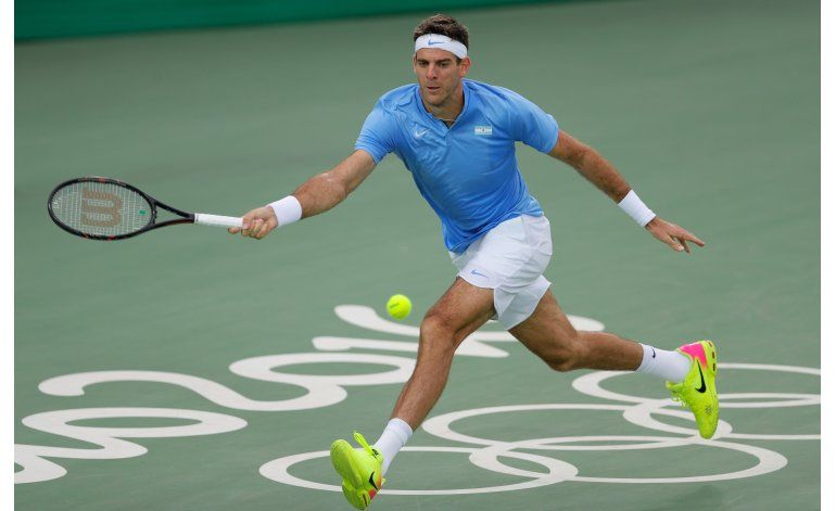 Aplazada para el miércoles, la jornada del tenis en Río