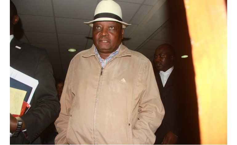 Detenido administrador de federación de atletismo de Kenia