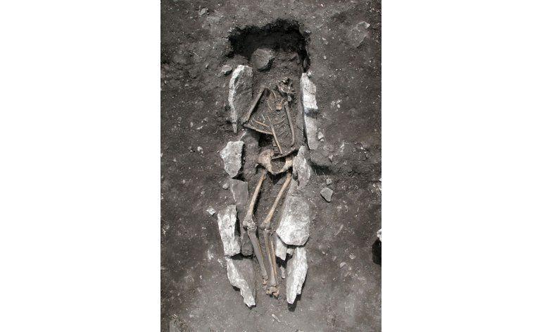 Hallazgo arqueológico en monte griego apunta a una leyenda