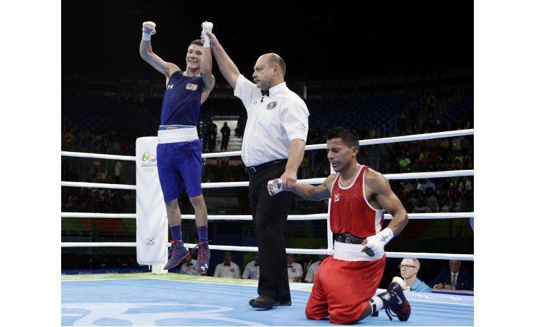 Termina el sueño de ecuatoriano Quipo en boxeo