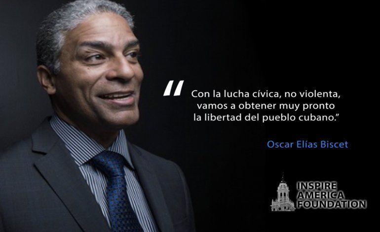 Arrestan al opositor  cubano Dr. Óscar Elías Biscet
