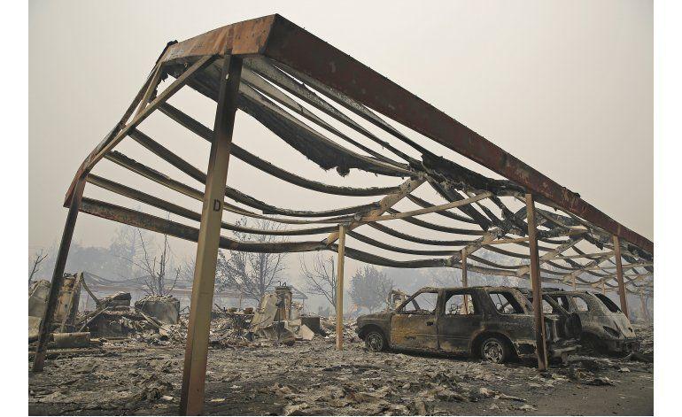 Cableado defectuoso provocó incendio forestal de California