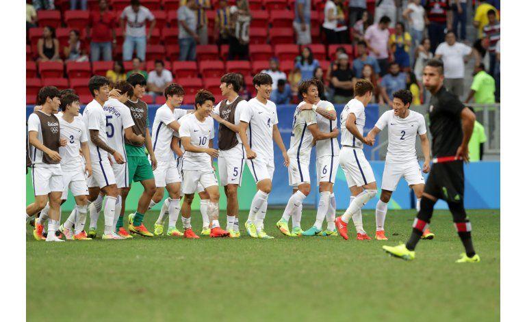 México, oro en fútbol de Londres; fracaso en Río